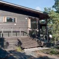SUMMER VILLA II, Merimasku | Kesäasunnot ja saunat | Projektit | Arkkitehtitoimisto Haroma & Partners OY