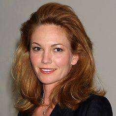 Diane Lane. Someone told me once that they thought I looked like her. (Someone else in the room was assuredly shaking their head in disagreement.) LOL