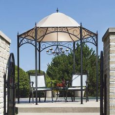 Replacement Canopy for Living Accents Dome Gazebo