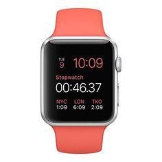 Apple Watch 38mm Sport Band 38mm - Pink