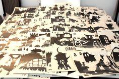 confezioni da 4 pz Once Upon - A Castle