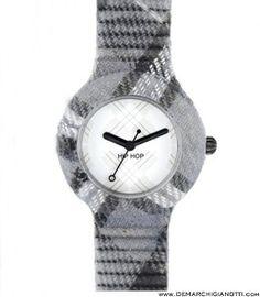 Hip Hop orologi Tartan modello hwu0380 www.demarchigianotti.com