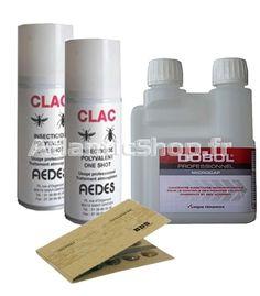 Pack anti punaises de lit traitement puces et punaises - AtlanticShop