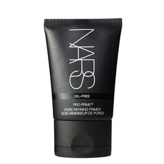 Pore Refining Primer. This oil-free primer instantly refines the look of pores, regulates shine and mattifies the skin to create an immaculate canvas.
