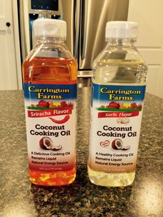 Jump On The Coconut Oil Train With Carrington Farms