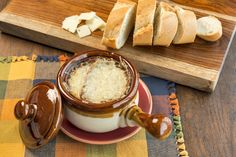 Oceania Cruises - French Onion Soup Recipe