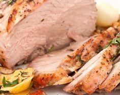 Pulpa de cerdo al horno Recetas y Noticias - Carnes a Domicilio