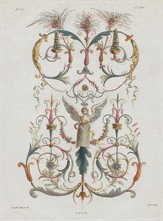 Nouvelle collection d'arabesques, 1810 d