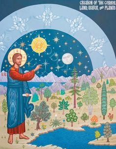 Η Δημιουργια του κοσμου. ( Creation