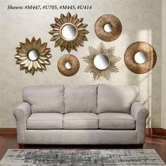 All Time Best Ideas: Hanging Wall Mirror Tips black wall mirror.Tall Wall Mirror Floors wall mirror with lights beds. Mirror Wall Collage, Mirror Gallery Wall, Wall Mirrors Entryway, Black Wall Mirror, Lighted Wall Mirror, Wall Mirrors Set, Rustic Wall Mirrors, Round Wall Mirror, Mirror Walls