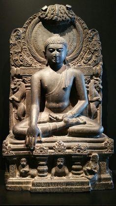 Asian Art Museum, Art Asiatique, Buddhism, Statue, Arts, San Francisco, Sculptures, Sculpture