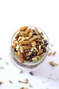 The Best Nut-Free Trail Mix   C it Nutritionally #glutenfree #nutfree #vegan #paleo