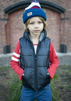 Another great looking childrens Winter outfit! Already in Red, White & Blue!