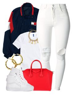 """""""Untitled #1316"""" by power-beauty ❤ liked on Polyvore featuring Fergie, H&M, (+) PEOPLE, Givenchy and Vans"""