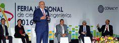Inaugura el Conacyt Feria Nacional de Ciencias e ingenierías 2016