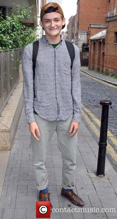 Jack Gleeson Thursday August Celebrities outside the Today FM studios Pictures) Jack Gleeson, Game Of Thrones Cast, Game Of Trones, 10 Picture, Look Younger, Famous Celebrities, Man Crush, Cute Guys, Sexy Men