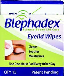 Blephadex™+eye+lid+scrub+Science+Base+Lid+Care+is+doctor+recommended+to+help+relieve+the+symptoms+of+Blepharitis+and+Demodex.+By+using+Blephadex™+every+other+day,+you+can+effectively+remove+excessive+oils+and+debris+that+may+cause+your+eyelids+to+be+inflamed,+red,+itchy,+or+have+dandruff-like+sca...