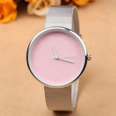 SHARE & Get it FREE   Alloy Circle Dial Plate Embellished Quartz WatchFor Fashion Lovers only:80,000+ Items • New Arrivals Daily • Affordable Casual to Chic for Every Occasion Join Sammydress: Get YOUR $50 NOW!