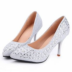 Women's Shoes Stiletto Heel Pointed Toe Pumps Dress Shoes More Colors Available – AUD $ 42.89