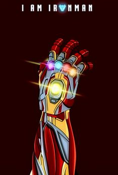Iron Man - Iron Infinity Gauntlet, Avengers: End Game - MCU / Marvel - Marvel Marvel Avengers, Iron Man Avengers, Marvel Heroes, Bd Comics, Marvel Dc Comics, Marvel Funny, Steve Rogers, Marvel Characters, Marvel Movies