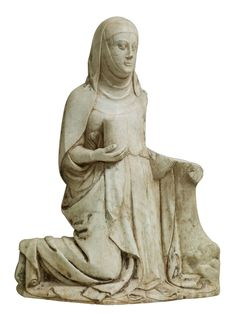 Mary Magdalene Museu Nacional d'Art de Catalunya Second third of 14th century 94.7 x 22.4 x 70.8 cm Donated by J. Simón i Pujades al Museu Provincial d'Antiguitats de Barcelona, 1879 Inventory number:  009797-000 This high relief has been associated with two more sculptures identified as two Marys. Despite the common provenance, originally they must have formed part of different works. They were found in the chapel in the cemetery of Barcelona cathedral, known as Montjuïc del Bisbe. In the…