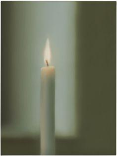 Gerhardt Richter - Candle