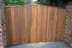 Fence Gate - General Woodworking Talk - Wood Talk Online Drive Gates, Make A Door, Fence Gate, Outdoor Furniture, Outdoor Decor, Woodworking, Home, Ad Home, Homes