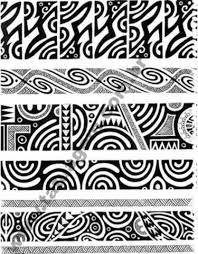 Resultado de imagem para tattoo maori na perna desenho