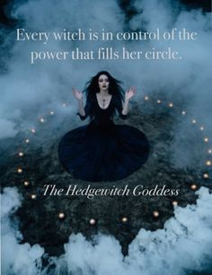 The Hedgewitch Goddess on fb