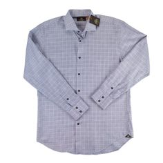 Gotta love a Houndstooth plaid, in this CIRCLE OF GENTLEMEN Classic Fit Cotton Dress Shirt.     Have at it! http://www.frieschskys.com/all-shirts/dress-shirts     #instastyle #mensfashion #mensstyle #menswear #dapper #stylish #MadeInItaly #Italy #couture #highfashion