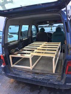 Truck Bed Camping, Camping Box, Truck Tent, Minivan Camping, Mini Camper, Suv Camper, Camper Beds, Berlingo Camper, Motorhome