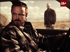 Jesse Pinkman (Aaron Paul) and Walter White (Bryan Cranston) in 'Breaking Bad.' Photo by Frank Ockenfels Breaking Bad Final Season, Serie Breaking Bad, Watch Breaking Bad, Jesse Pinkman, Aaron Paul, Bryan Cranston, Walter White, Entertainment Weekly, Rick Grimes