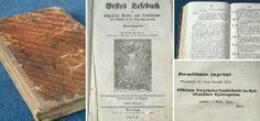 Erstes Lesebuch für Katholische Stadt = und Landschulen