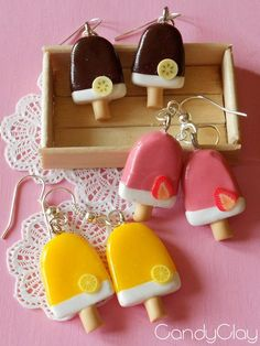 Ice-cream_fimo creations idea:3