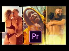 (4) Music Video RETRO LOOK in PREMIERE PRO - YouTube