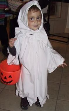 easy to make costumes for kids | Halloween is fast approaching. No time to put together a costume ...