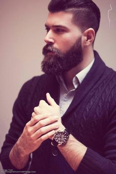 Providing premium moustache and beard grooming products for men. Beard Styles For Men, Hair And Beard Styles, Short Hair Styles, Perfect Beard, Beard Love, Great Beards, Awesome Beards, Bart Styles, Hair Men Style