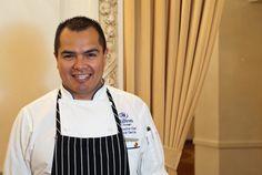 Executive Chef Mario Garcia of Hilton Chicago