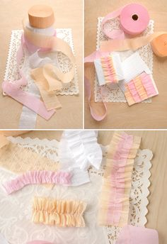 Not really a tutorial on making ruffled streamers.jpg 600×877 pixels