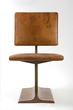 Rudolph Schindler, pair of Dining Room Chairs, Designed for Dr. Leo and Zara Bigelman, Los Angeles