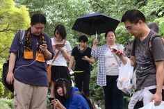 Japan's media blast away at the 'Pokemon Go' craze | The Japan Times