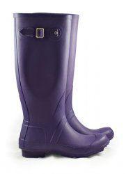 Purple gumboots - Splish Splash!