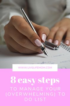 To do list organization Bujo Key, How To Be More Organized, Things To Do Today, Create List, Task To Do, Priorities List, Frugal Family, Event Calendar