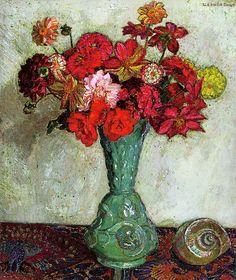 "Photo from album ""Leon de Smet on Yandex. Red Flowers, Beautiful Flowers, Painted Flowers, Painting Inspiration, Art Inspo, Michael Borremans, Colors And Emotions, Flowering Vines, Motif Floral"