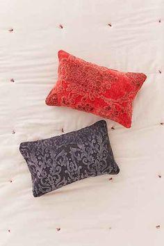 Worn Carpet Bolster Pillow