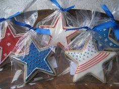 Fourth of July Favors