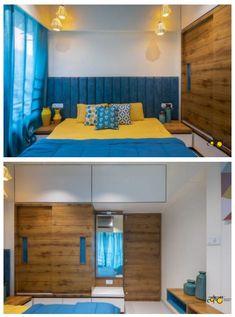 Indian Bedroom Design, Indian Room Decor, Bedroom Closet Design, Bedroom Furniture Design, Home Room Design, Master Bedroom Design, Home Decor Bedroom, Bed Furniture, Bedroom Designs
