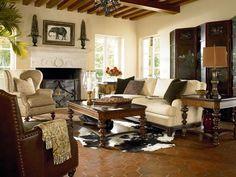 Ernest Hemingway (462 accent) by Thomasville® - Baer's Furniture - Thomasville® Ernest Hemingway Dealer