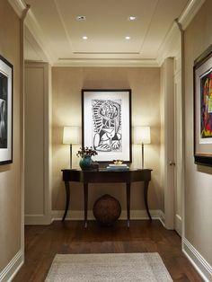 Streeterville Residence | Entry | Jessica Lagrange Interiors