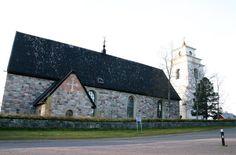 Sweden - County of Norrbotten (Norrbottens Iän) - Church Town of Gammelstad, Luleå
